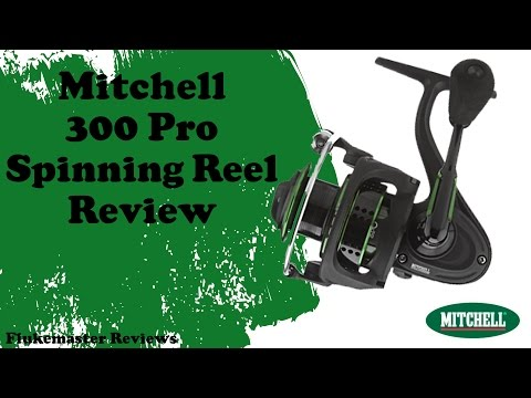 Mitchell 300 Pro Spinning Reel Review