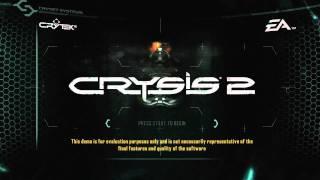Crysis 2 Menu Theme