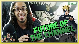 "The Future of this channel!! | ""Real Talk"" Update Discussion"