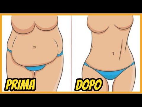 Come bruciare i grassi ma mantenere il peso