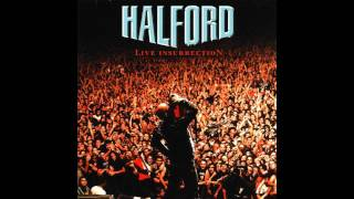 Halford - Beyond The Realms Of Death (Live Insurrection)