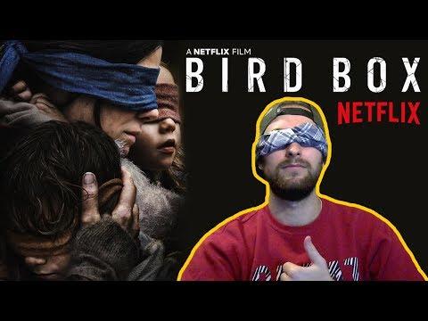 Crítica/Review: BIRD BOX (A CIEGAS) | Un APOCALIPSIS Que NO Querrás VER | #NETFLIX | SIN/CON SPOILER