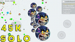Agario Legendary Solo Biggest Linesplit Destruction Agario