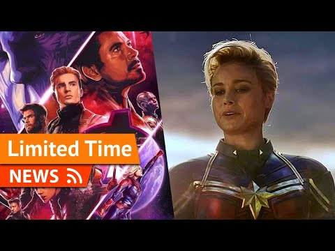 Download Why Captain Marvel Got a Small Role in Avengers Endgame Explained Mp4 HD Video and MP3