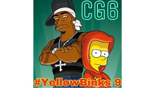 CG6   #YELLOWBINKS 9 Barney Officiel