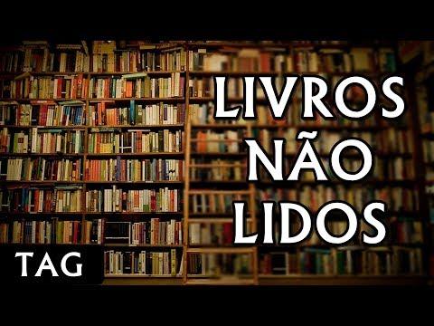 TAG | Livros não Lidos