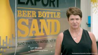 DB Export beer bottle sand case study video - Video Youtube