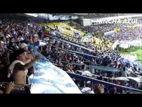"""""""Millonarios Vs Xolos - Libertadores - Blue Rain"""" Barra: Blue Rain • Club: Millonarios"""