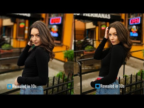 Sony A7III vs Fujifilm X-T3 Portraits (85mm F1 8 FE vs 56mm