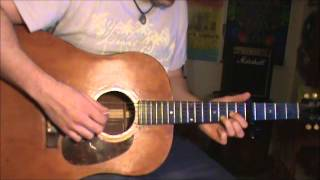 walking down the line Bob Dylan/Arlo Guthrie lesson