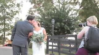 """Lauren + Brad Wedding (""""True believers"""" by Darius Rucker"""