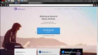 How to use Bittorrent and The Pirate Bay