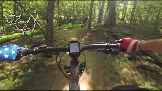 Flowy ride at Schaeffer Farms