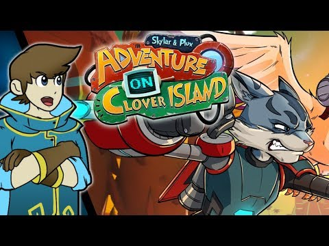 Skylar & Plux: Adventure on Clover Island - Black Mage Maverick