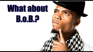 Flat Earth: What about B.o.B.?