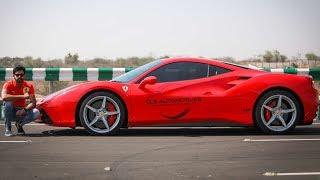 Ferrari 488 GTB Fiorano - Best V8 Engine | Faisal Khan