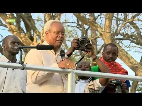 Magufuli, Lowassa put up spirited campaigns as elections near