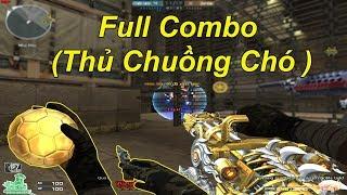 6 Nòng VIP Nobel Gold, Lục Tí Hon Combo Thủ Chuồng | TQ97