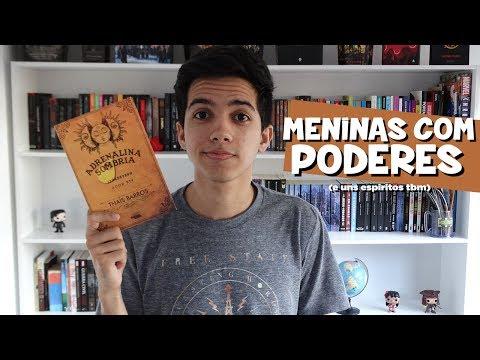 MENINAS BRUXAS | Adrenalina Sombria, de Thais Barros | Resenha