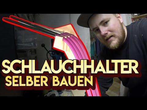SHISHA-SCHLAUCHHALTER zum SELBERBAUEN | LAS WORKS