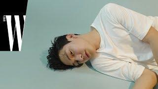 [Fashion Film] 정하준 - W KOREA : #WScentedMood AQUA