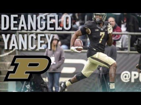 Deangelo Yancey || S.O.L.O. || Purdue Highlights