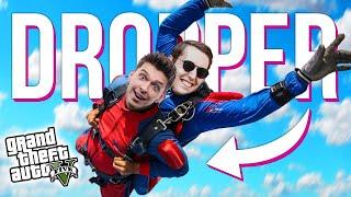 JEŠTĚ TĚŽŠÍ DROPPER MAPA! 😱 | GTA Online w/@MrTomcatCZ