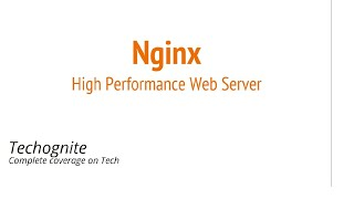 Nginx Web Server configuration with Examples