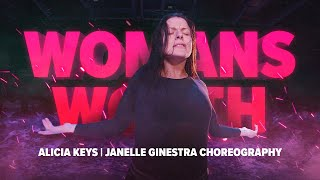 """A WOMANS WORTH"" - Alicia Keys 