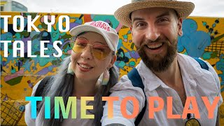 Tokyo Tales - How do you Stay Playful as an Adult? (Simon and Martina Podcast Episode 25)