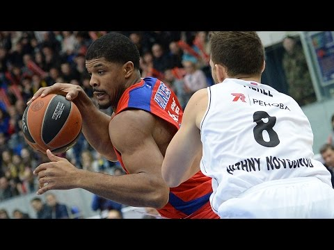 Highlights: Top 16, Round 12 vs. CSKA Moscow
