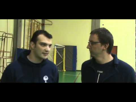 Preview video Intervista a Coach Zanotti dopo la vittoria con Como