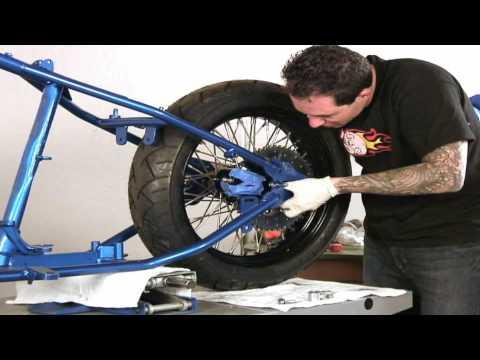 How To Build A Bobber Chopper Part 5