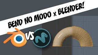 modo VS blender 2.8