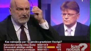 Kas Notiek Latvijā 14.01.2009.