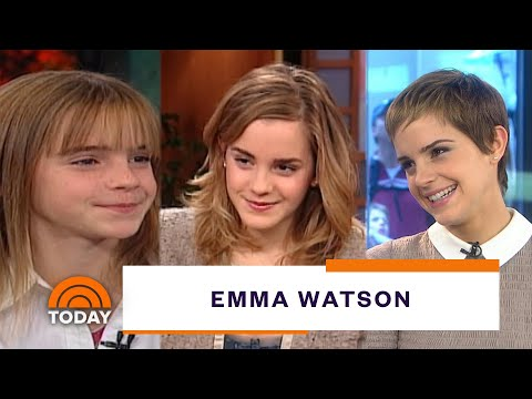 'Harry Potter' Star Emma Watson On 10 Years Playing Hermione Granger