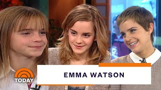 Harry Potter Star Emma Watson On 10 Years Playing Hermione Granger