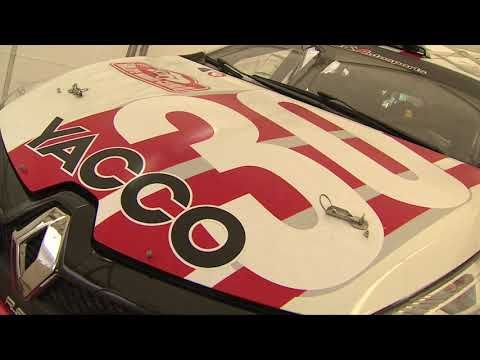 Rallye Monte-Carlo 2021, avec les équipages Yacco