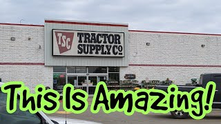 You Won't Believe What Tractor Supply Is Doing To Customers! Try This Out!