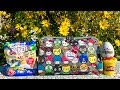 Ju-Ju-Be Hello Friends Toy Surprise Bags Hello Kitty Play Doh Yoo Hoo & ...
