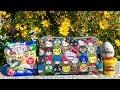 Ju-Ju-Be Hello Friends Toy Surprise Bags Hello Kitty Play Doh Yoo Hoo & ...