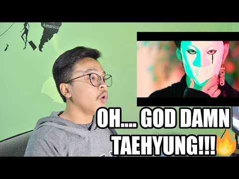 BTS LOVE YOURSELF - TEAR SINGULARITY COMEBACK TRAILER REACTION ( TAEHYUNG..... ) Mp3