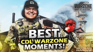 CALL OF DUTY LEAGUE $10,000 WARZONE TOURNAMENT! (HIGHLIGHTS)