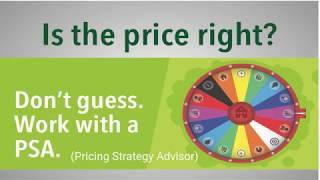 This Is A PSA! From Your P.S.A (Pricing Strategy Advisor)