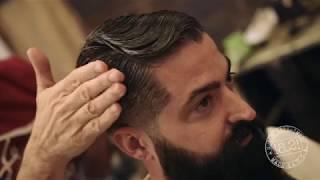 Mens Dapper Hair Style By Angel Del Solar