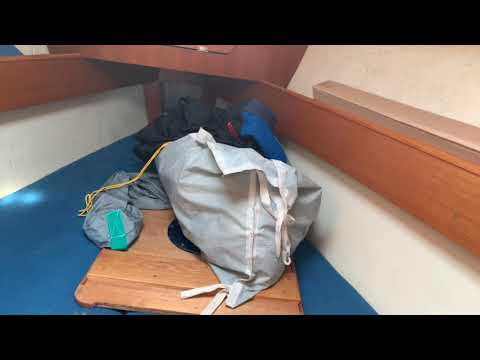 Jeanneau Sun Odyssey 32 Lift Keel video