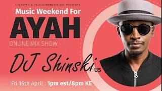 🔴 LIVE Afrobeat, Reggae, Dancehall, Hip Hop, Pop, R&B – DJ Shinski Overdose Friday Show