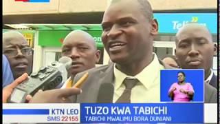 WALIMU WANG'AA: Tabichi atuzwa na Umoja wa Mataifa huku Eric Ademba akitawazwa mwalimu bora afrika