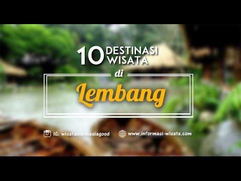 Video 10 Tempat Wisata di Lembang Yang Wajib Dikunjungi Terbaru