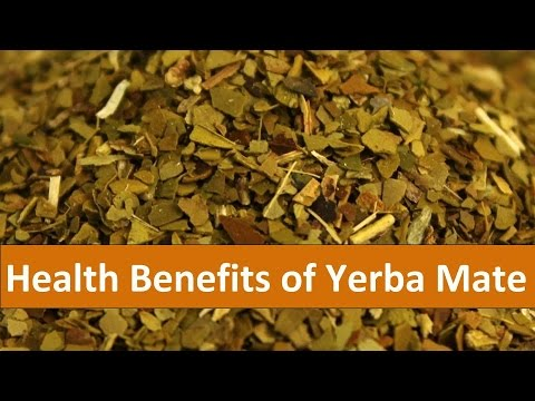 Video Health Benefits of Yerba Mate